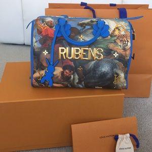 4562cc4de4b1 Louis Vuitton Bags - Master speedy 30 ( RUBENS
